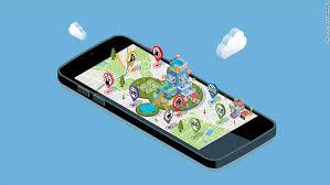 Internet par smartphone