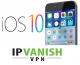 Installation d'Ipvanish sous Ios 10