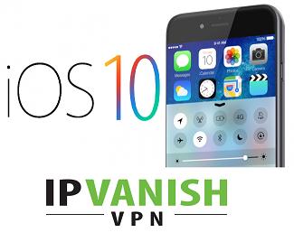 Ipvanish ios 10