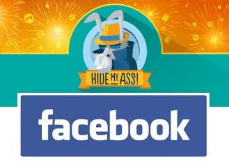 hidemyass facebook