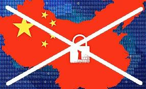 interdiction vpn en chine