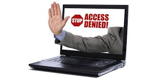 accès refusé