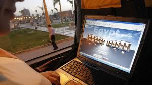 internet en Egypte