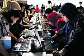 internet en indonésie