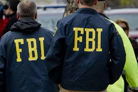 Arrestation par la FBI