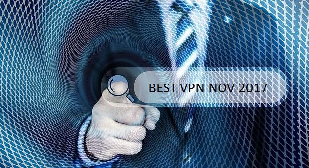 best vpn novembre 2017