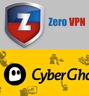 zerovpn vs Cyberghost