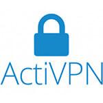 ActiVPN logo