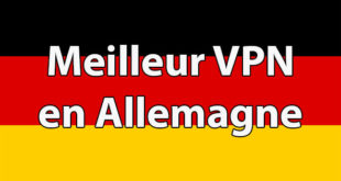 Meilleur VPN Allemagne