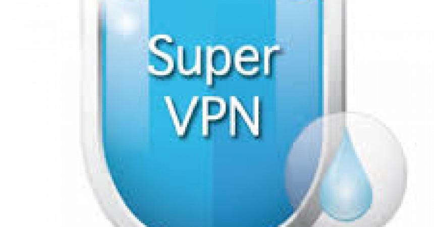 Supervpn Android fiabilité
