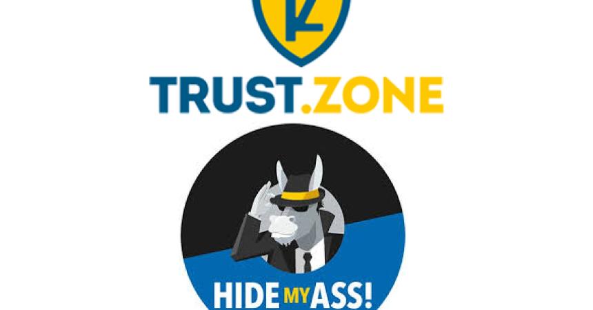 Trust Zone vs Hidemyass