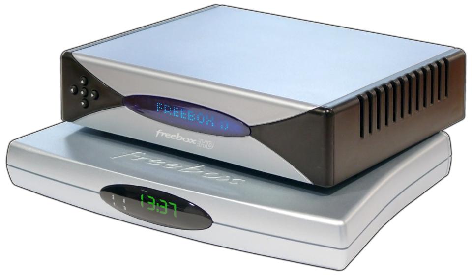 Freebox routeur