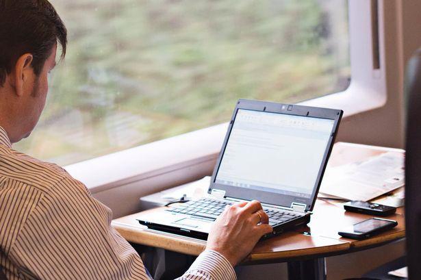wifi gratuit dans un train