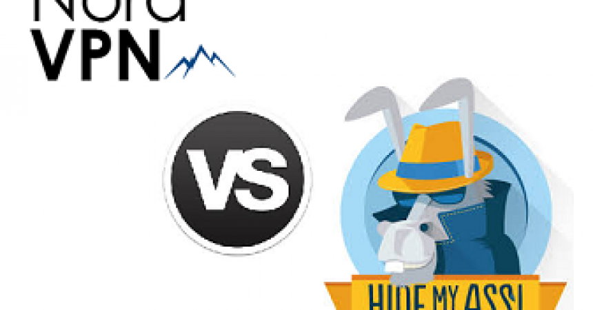 HMA vs Nordvpn