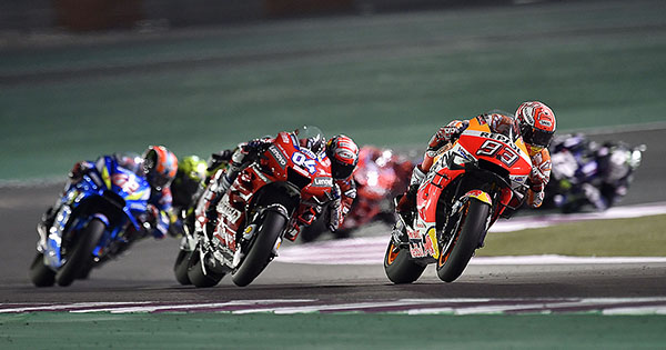 Streaming MotoGP