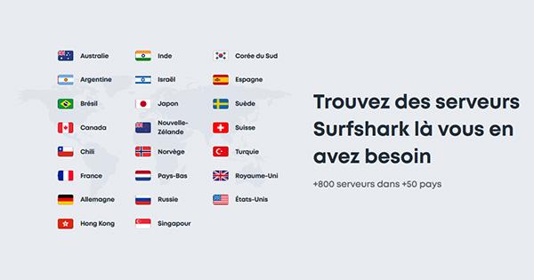 Pays Surfshark